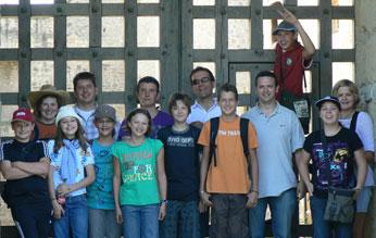 Ausflug der Nachwuchsmusiker 2008