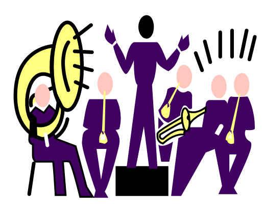 Zusatzprobe Konzertprogramm